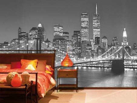 Brooklyn Bridge Wallpaper Black And White Henri Silberman S Brooklyn Bridge 8 Sheet Cityscape Wall