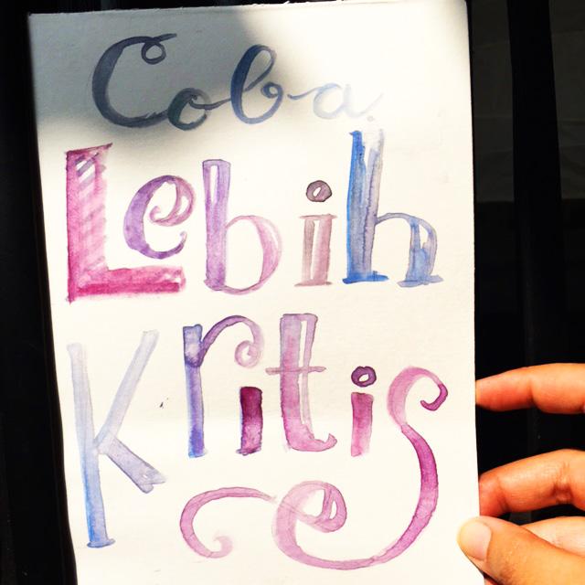 Lettering: Berti Alia