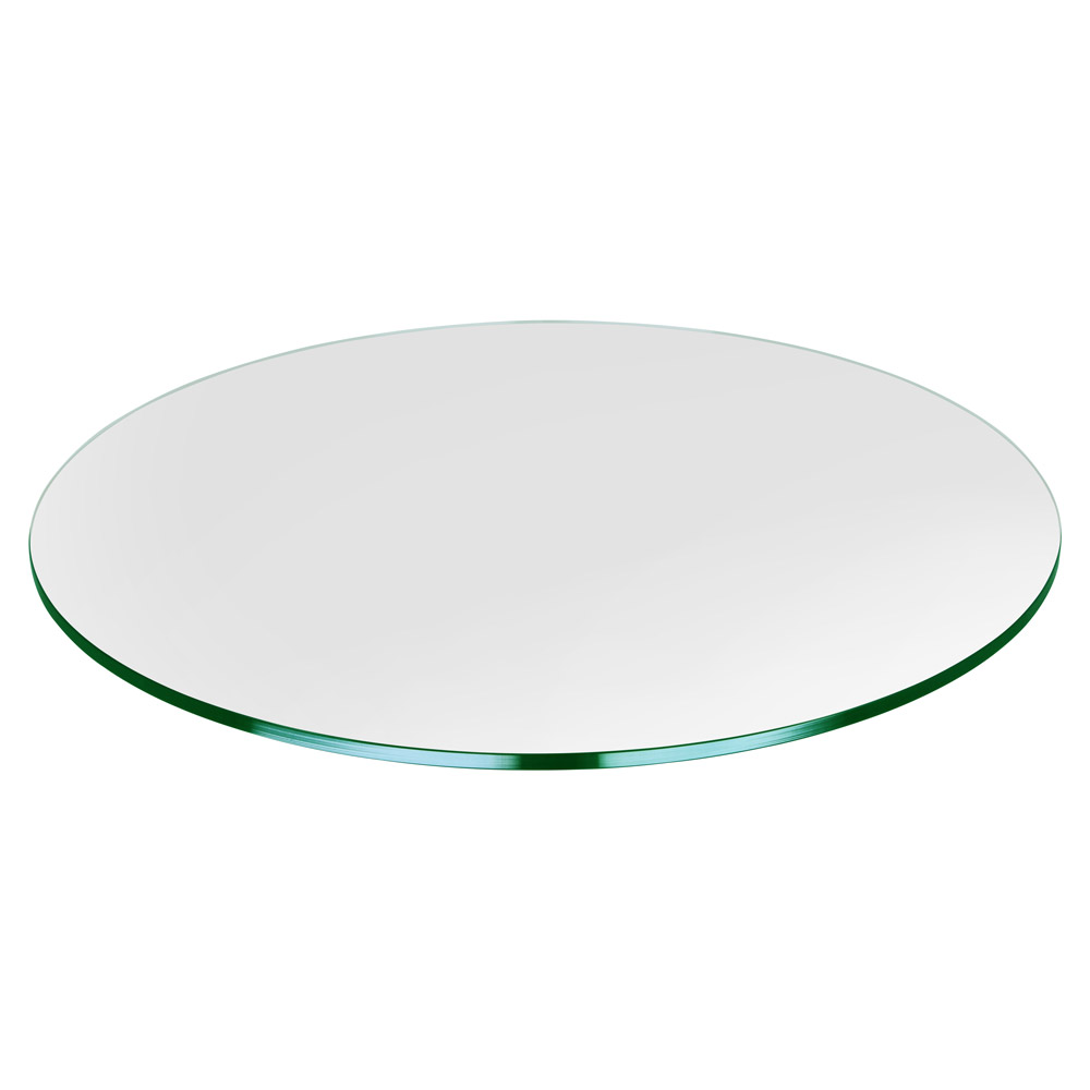 Tischplatte Glas 39 Inch Round Glass Table Tops | Dulles Glass And Mirror