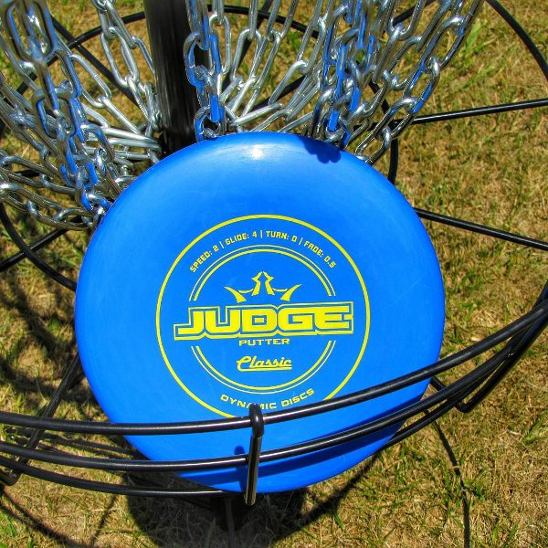 Dynamic Discs Judge Review - Disc Golf Puttheads