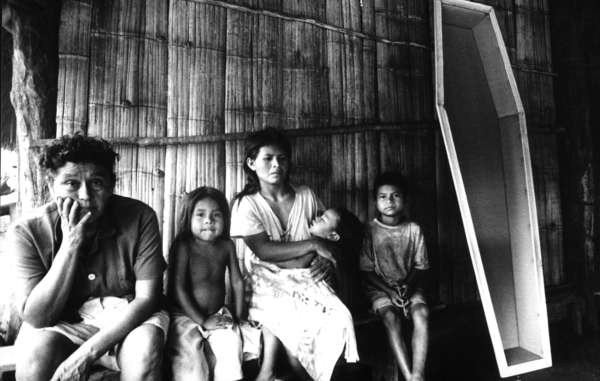 World's highest suicide rate: Indigenous Guarani Kaiowá people
