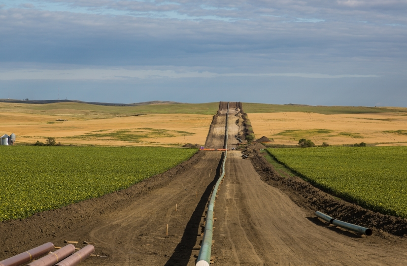 Weeks Before Dakota Access Pipeline Protests Intensified, Big Oil Pushed for Expedited Permitting