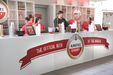 Amstel Light Bar