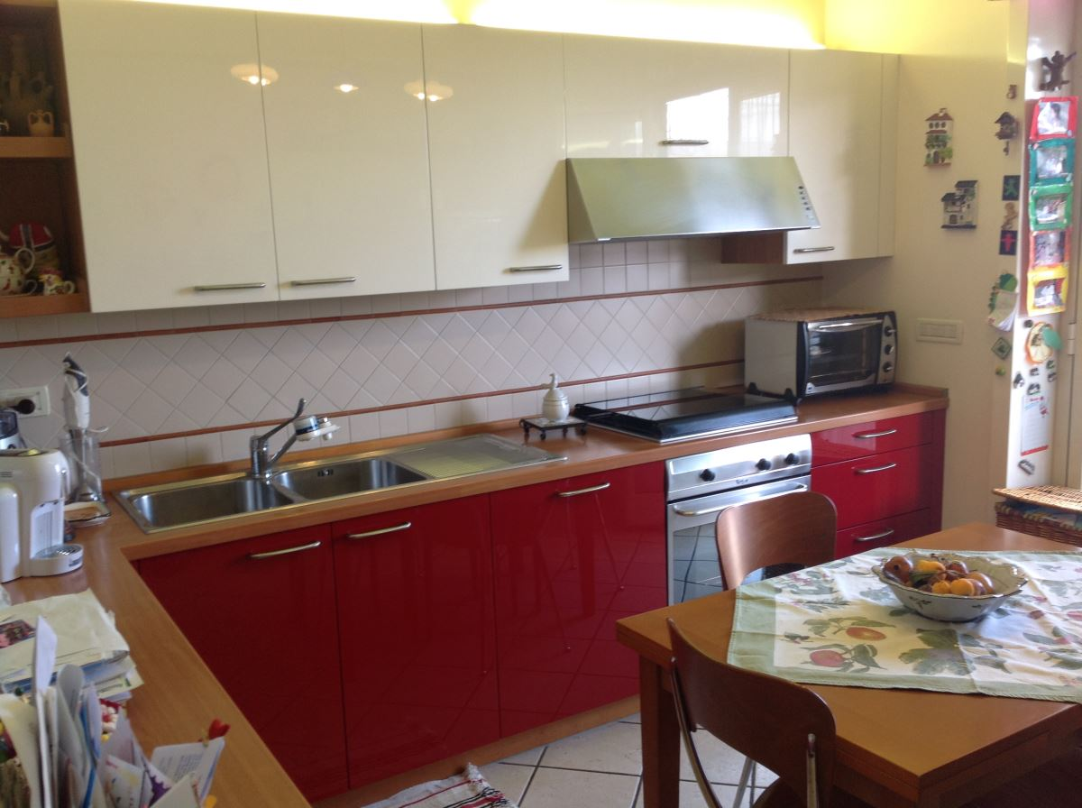 Mobile Cucina Color Ciliegio | Arredamento Per Soggiorno ...