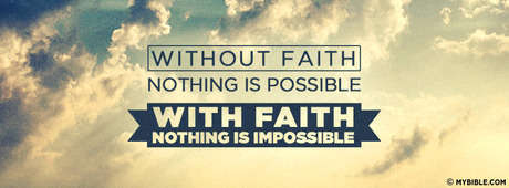 Godly Wallpaper Quotes Hebrews 11 6 Nkjv Without Faith Nothing Is Possible With
