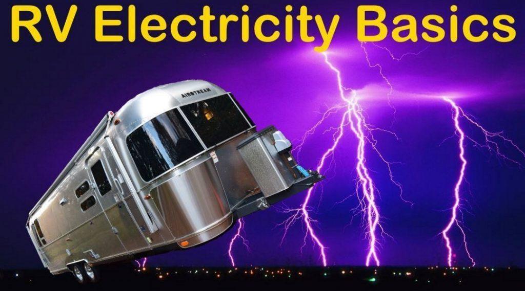 RV Electricity Basics Never Idle Journal