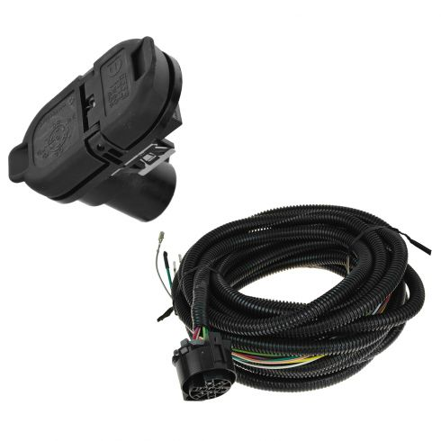 2015 dodge durango oem trailer wiring harness