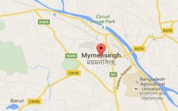 Meymenshingh-Map