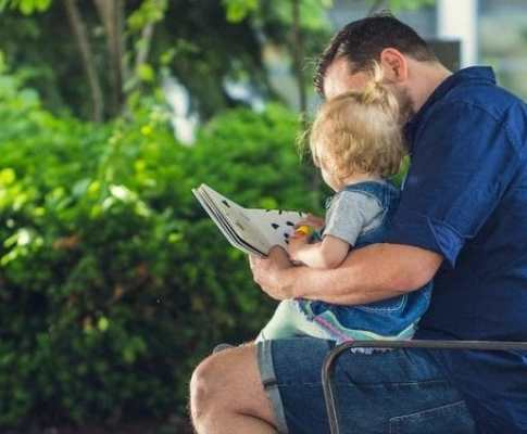 Raccontiamo delle belle storie ai nostri bambini.
