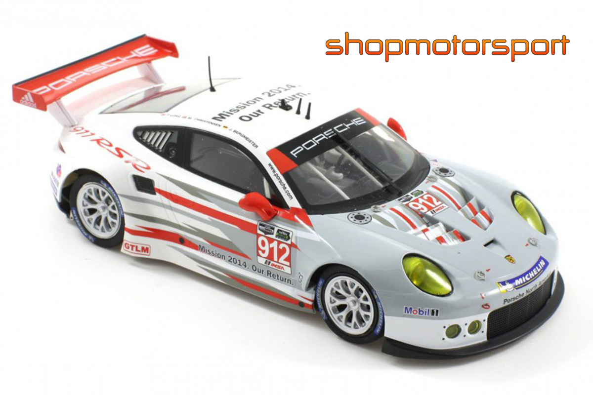 Murray Skoda Plymouth Used Cars Porsche 991 Rsr Scaleauto 6140 Patrick Long Michael
