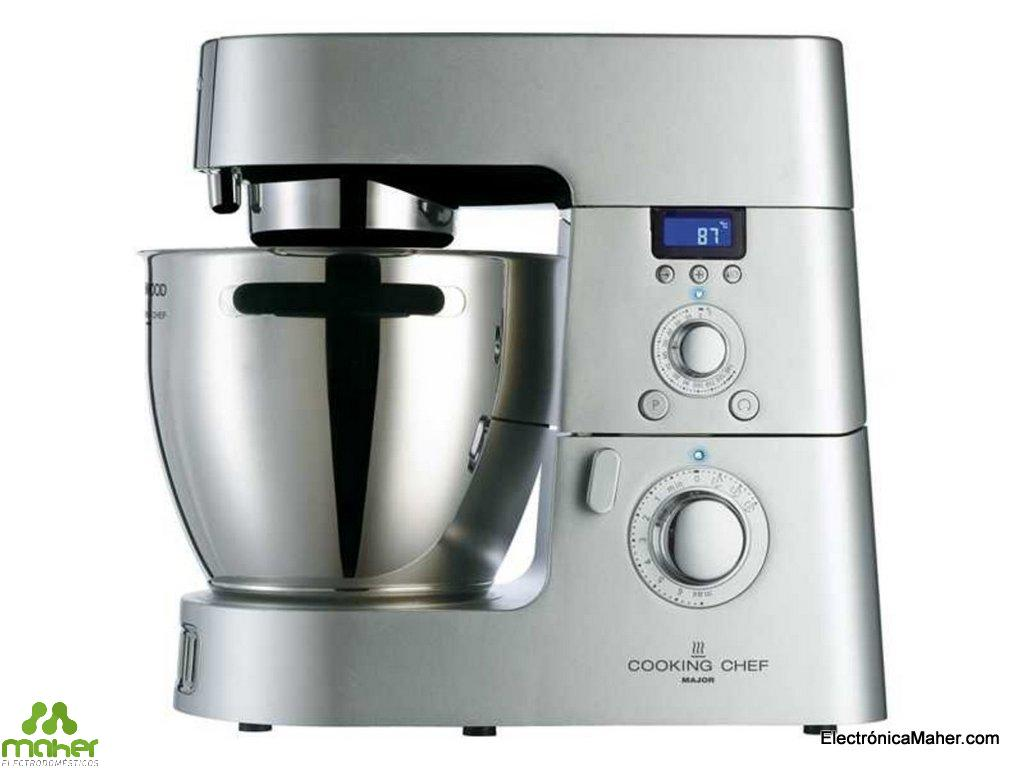 Kenwood Robot Cocina Robot De Cocina Kenwood Cooking Chef Km096