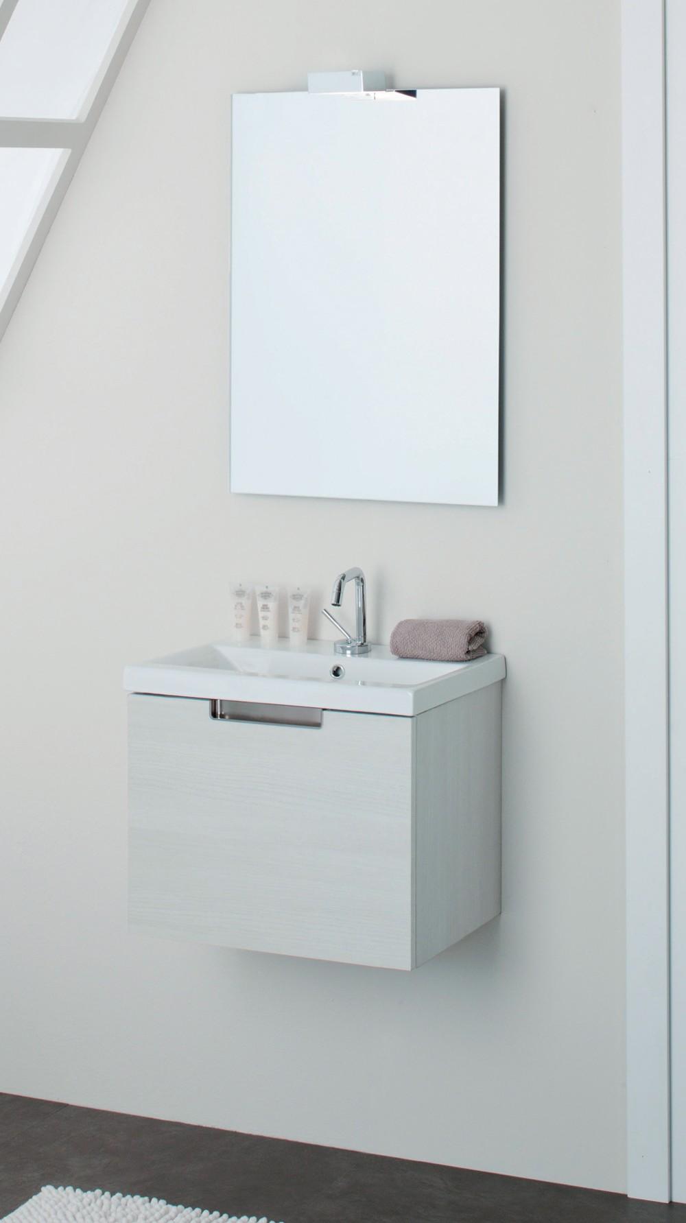 Muebles de lavabo de 50 cm detalles de mueble de ba o for Muebles de lavabo de 50 cm