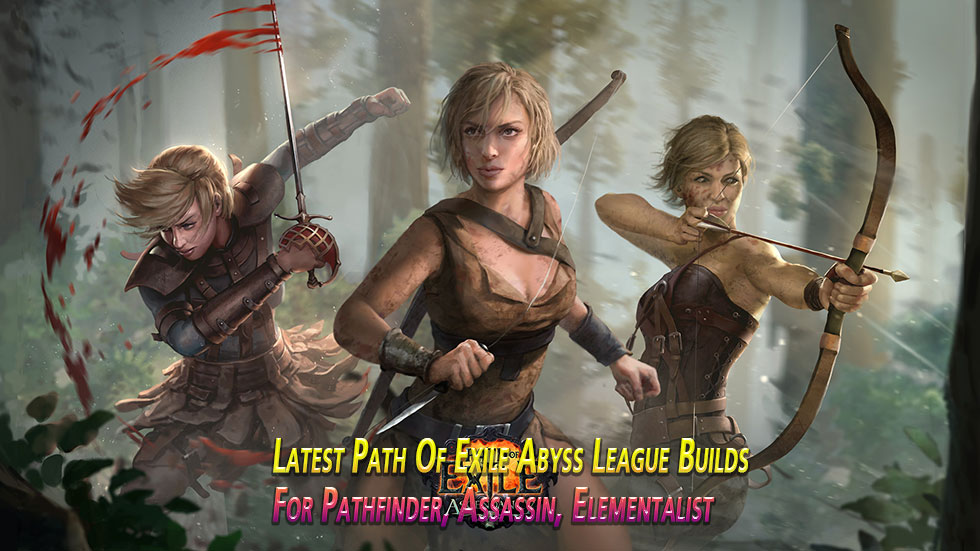 Poe Fall Of Oriath Wallpapers Latest Path Of Exile Abyss League Builds For Pathfinder