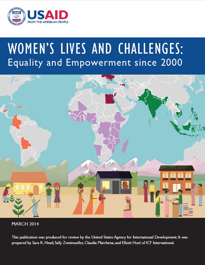 The DHS Program - Women\u0027s Lives and Challenges Equality and - empowerment of women essay