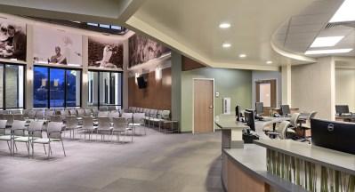 Birmingham Commercial Interior Design by Design Innovations