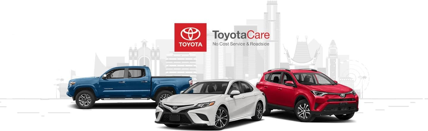 Toyota of Downtown LA Toyota Dealer serving Hollywood