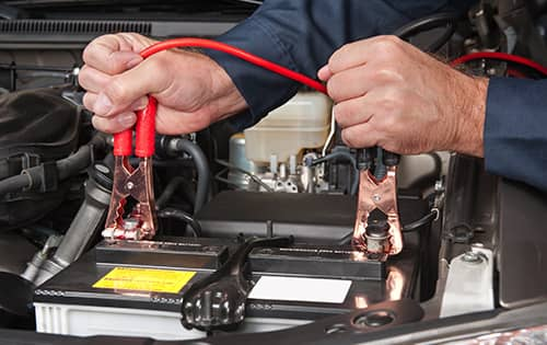 How to Jump Start a Car Step by Step Chevrolet Center