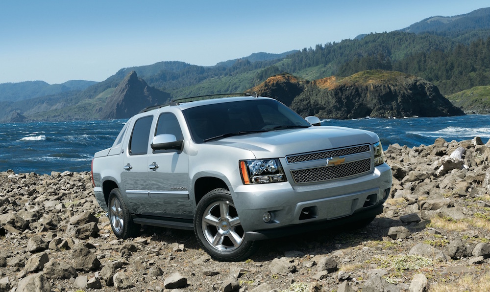 Chevy\u0027s Best Used Truck the Avalanche DePaula Chevrolet