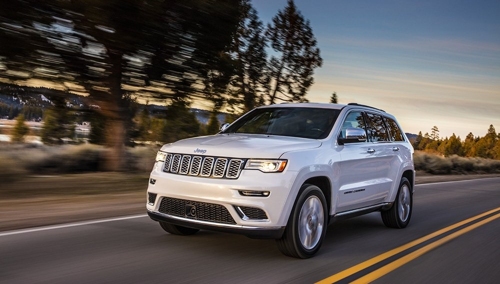 A Closer Look at the 4 Jeep Grand Cherokee Engine Options