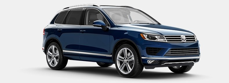 VW Touareg vs Porsche Cayenne How Do They Compare? - Volkswagen of