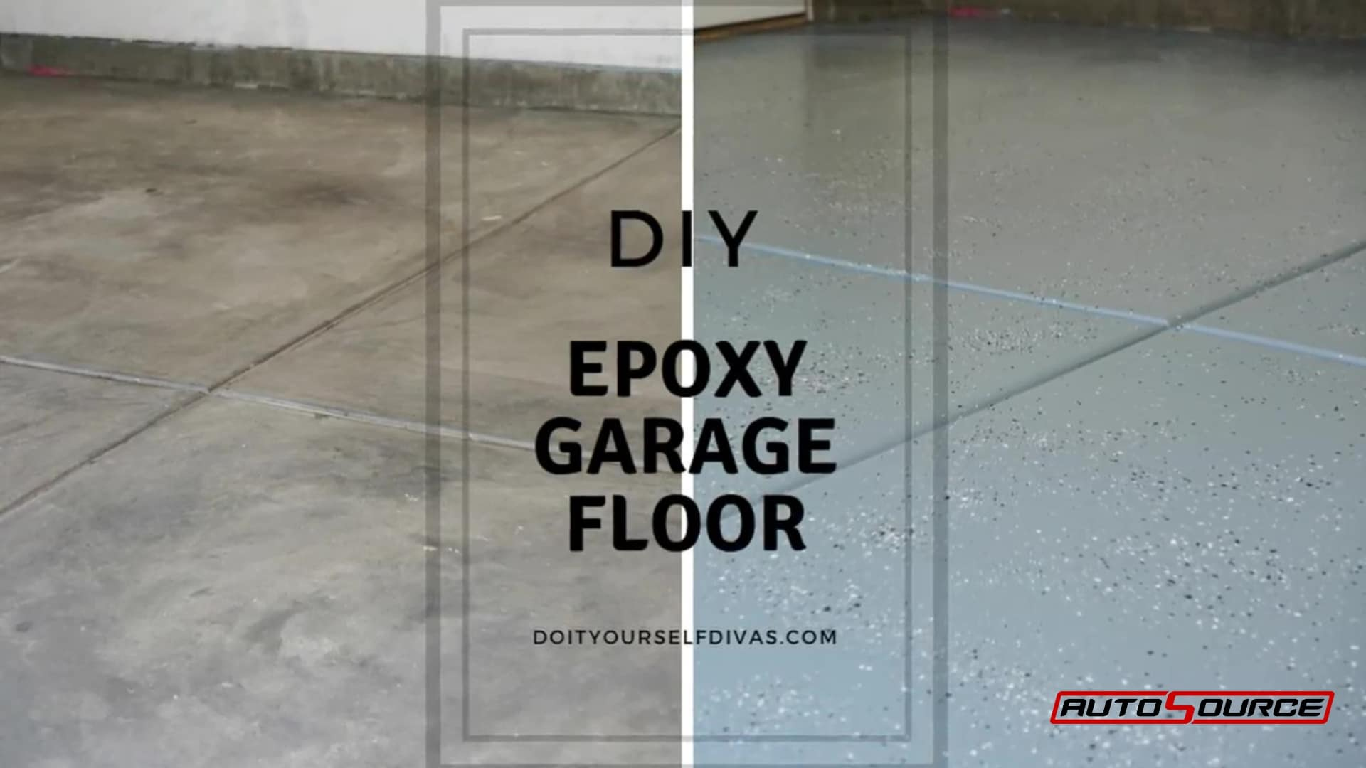Garage Epoxy Tucson Diy Epoxy Garage Floor Diy Divas Autosource