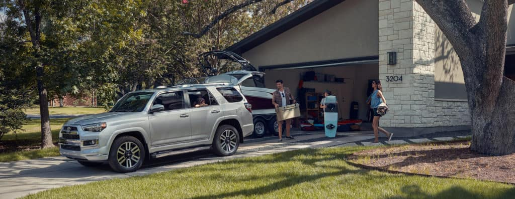 2019 Toyota 4Runner Towing Capacity How Much Can a Toyota 4Runner Tow?