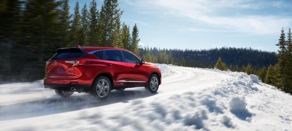 What Is the Towing Capacity of the 2019 Acura RDX?