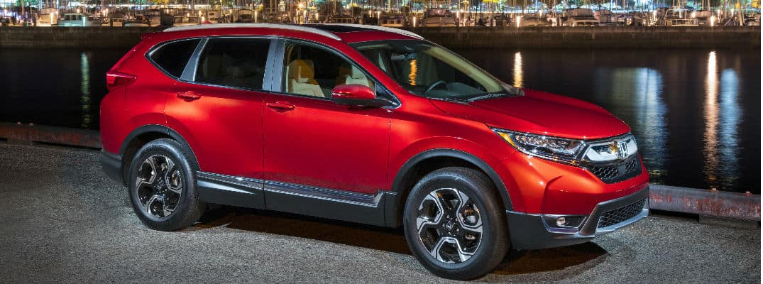 What Are the 2017 Honda CR-V Trim Levels and Features?