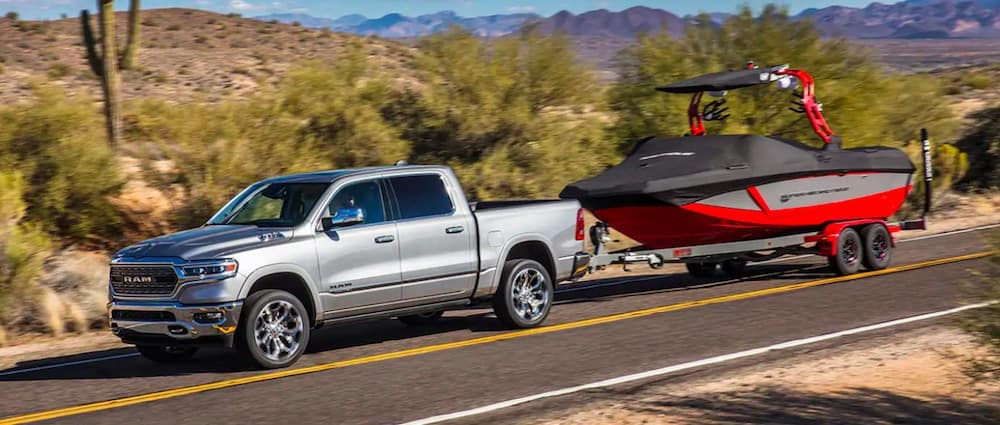 2019 RAM 1500 Towing Capacity How Much Can a RAM 1500 Tow?