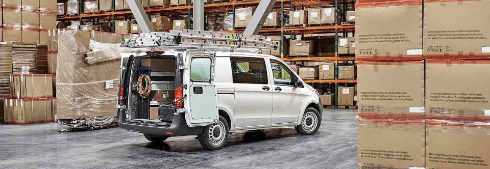 Service A and B for the Mercedes-Benz Sprinter Vans