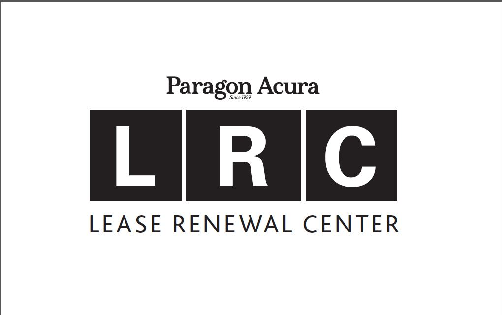 Lease Renewal Center Woodside Paragon Acura