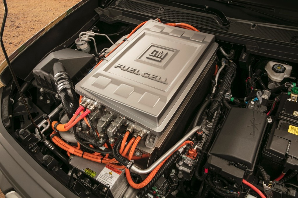 The Chevrolet Colorado ZH2 Fuel Cell Revealed