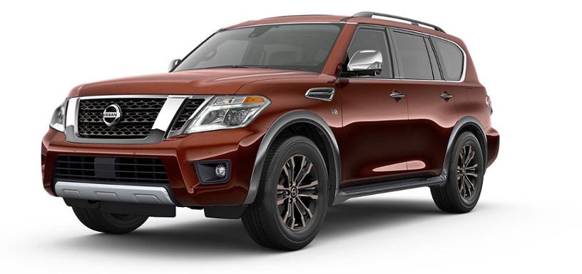 2017 Nissan Armada vs 2017 Nissan Pathfinder Awesome SUVs!
