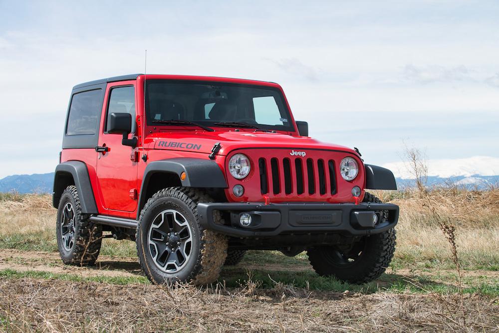 Jeep Wrangler to Get EcoDiesel Engine