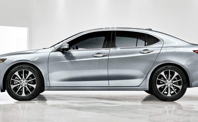 2016-Acura-RDX-Exterior-Rear Muller Woodfield Acura