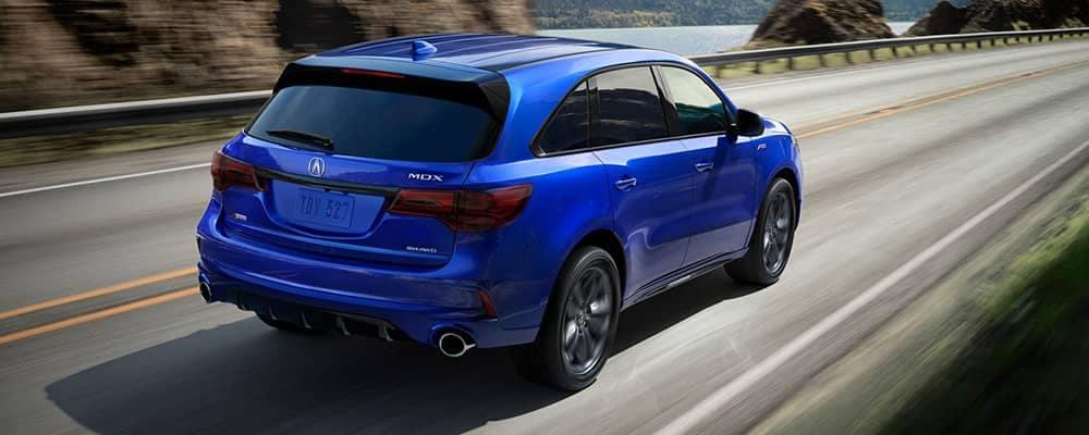 2019 Acura MDX MPG Mileage Ratings Fuel Efficiency Specs Acura