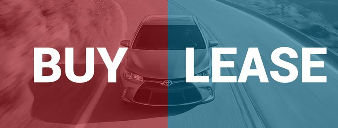 Toyota Financing Buy vs Lease Auto Loans Savannah, GA