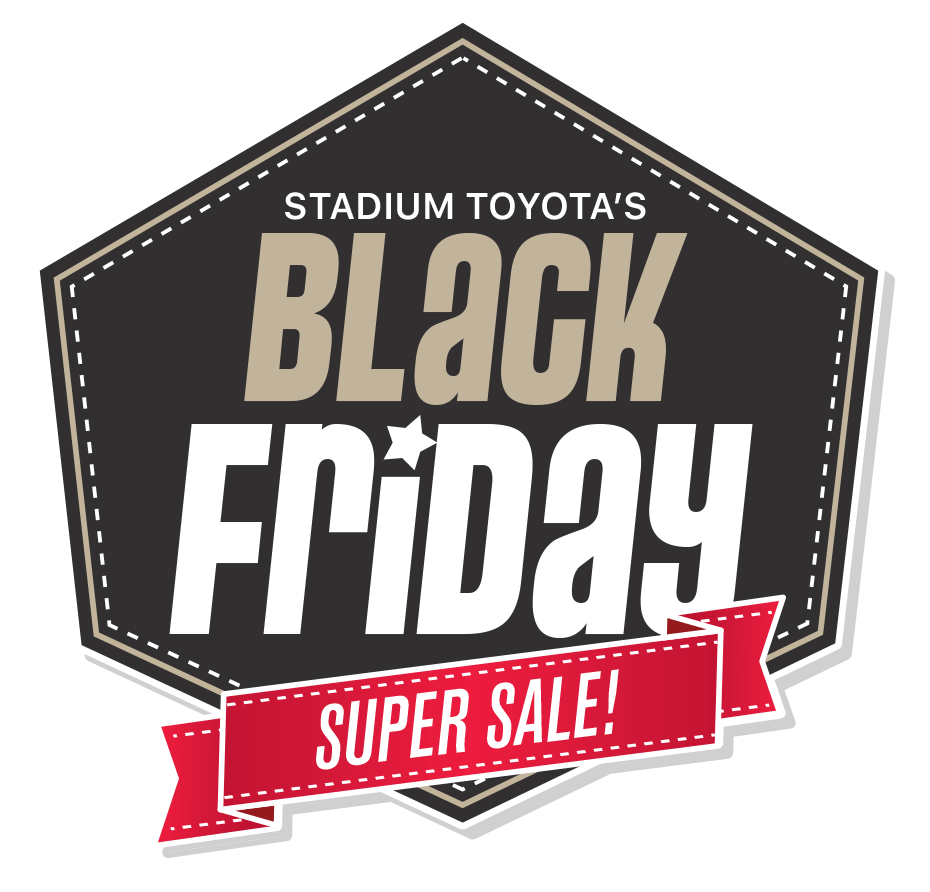 Sale Black Friday Stadium Toyota Black Friday Sales Event Stadium Toyota