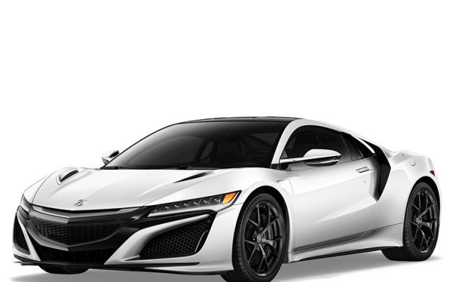 2017-Acura-NSX-white Bill Vince Acura Bridgewater