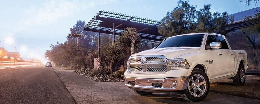 What are the RAM 1500 Towing Capabilities?