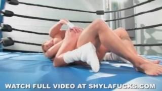 Shyla Stylez MMA Training and Fucking
