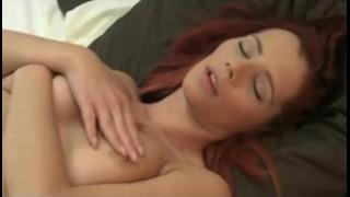 DaneJones Redhead gets so wet masturbating