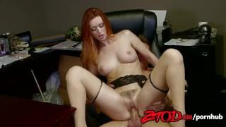 ZTOD - Karlie Montana Wants Her Employees Cock
