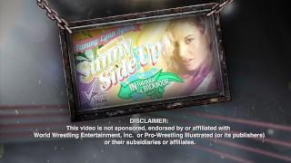 Body Slamming Sex! - WWE Diva Tammy Lynn Sytch's Hardcore Debut