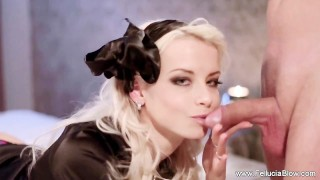 Sensuality In A Blowjob