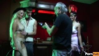 BEN DOVERS busty babes usa vol 2 - Scene 4