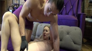 G Spot and Squirting 101 with Kenneth Play & Riley Reyes (Sex Hack How To)