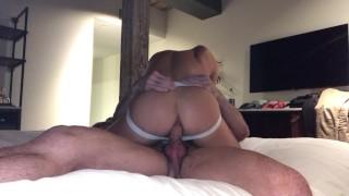 Billy Santoro enjoys the HOTTEST Minneapolis ass