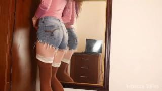 Stripping Dance JOI