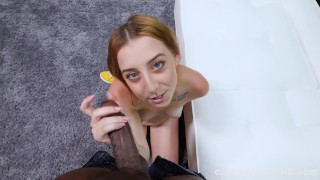 Innocent Georgia Peach Inseminated By Her First Black Guy